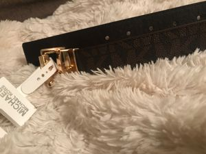 Michael Kors belt for Sale in Grand Prairie, TX