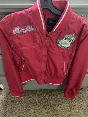 Sean John Hot Pink Jacket (L) for Sale in Pflugerville, TX
