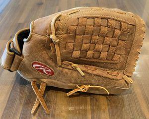 Rawlings baseball glove - $30 OBO for Sale in Sacramento, CA