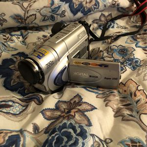 JVC compact vhs camcorder for Sale in Pima, AZ