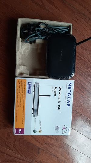 Netgear wireless router for Sale in Nashville, TN