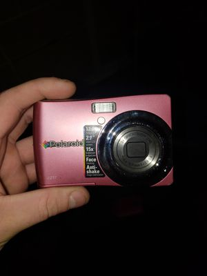 Polaroid digital camera barely used for Sale in Columbus, OH