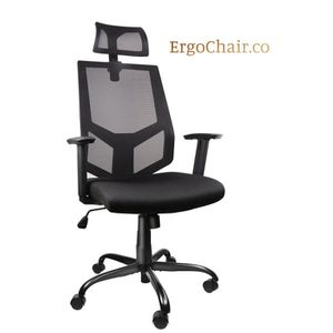 Cozy Ergonomic Mesh Office Chair with Neck Support for Sale in Tempe, AZ