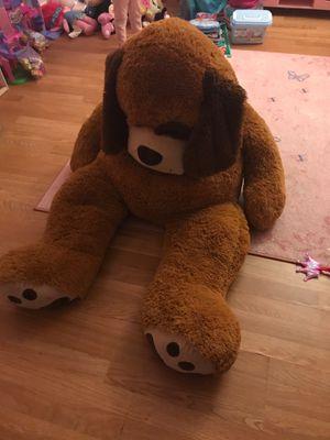Big teddy bear for Sale in Sacramento, CA