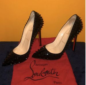 Christian Louboutin heels 7.5 used for Sale in Aurora, CO