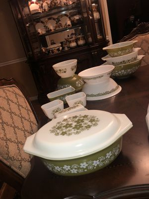 Pyrex - Spring Blossom Green for Sale in Severn, MD