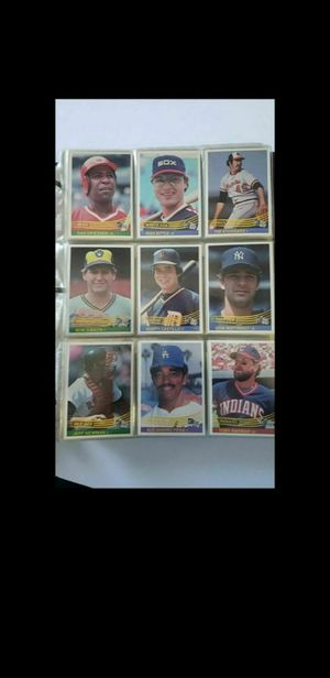 1984 dunruss complete sports collection set for Sale in South Gate, CA
