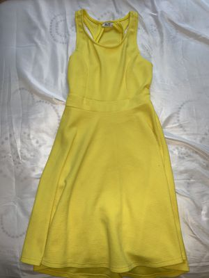 Yellow Dress for Sale in Boston, MA
