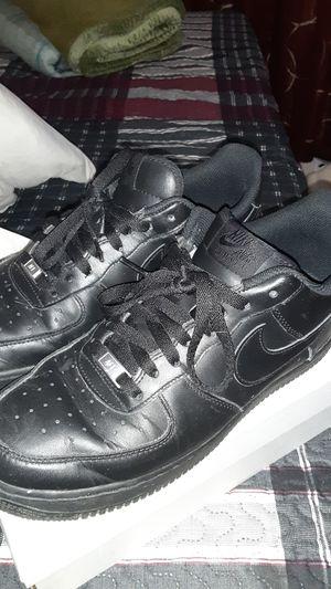 "Nike ""Black"" Air Force 1 for Sale in Covina, CA"