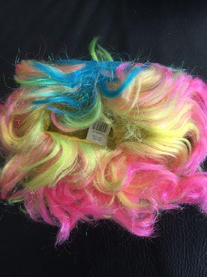 Halloween costume. Trolls wig for Sale in San Diego, CA