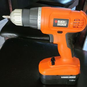 Black And Decker 18V Cordless Drill for Sale in Compton, CA