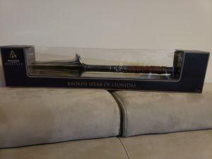 Assassin's Creed Broken Spear of Leonidas for Sale in Woodbridge, VA