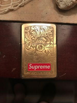 Supreme zippo for Sale in Staten Island, NY
