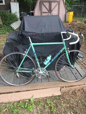 VintageItalian Bianchi Road racing bike cost around 2000 we are selling for only 500 firm for Sale in Baltimore, MD