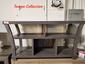NEW, TV Stand, Grey, SKU# 4806GY for Sale in Westminster, CA