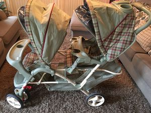 Double stroller by Graco Duo Glider for Sale in Virginia Beach, VA