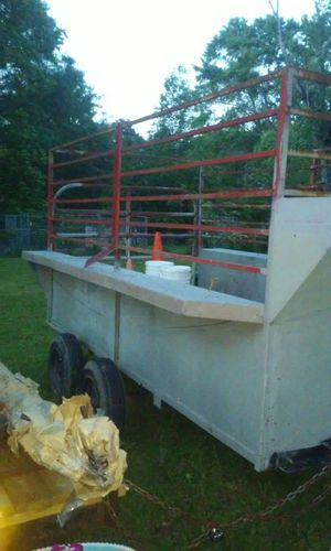 6X12 TRAILER for Sale in Fort Mitchell, AL