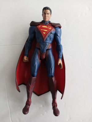 DC Unlimited Injustice Superman 6 Inch Collectible Action Figure Toy for Sale in Chicago, IL
