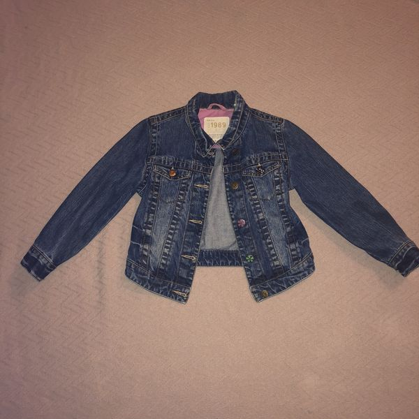 Girls jacket 5/6
