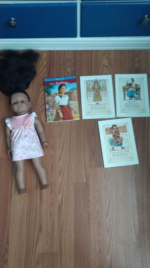 Josefina American girl doll ( and books about her) for Sale in Antioch, CA