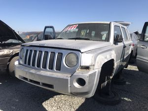 2009 Jeep Patriot Part Out for Sale in Stockton, CA