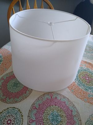 (NEW) Lamp shades $5 each for Sale in Dinuba, CA