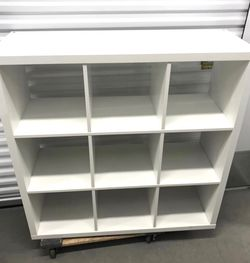 Great Condition Ikea Kallax Cube Cubby Bookcase Shelf ($80 Each, Delivery Available) for Sale in Arcadia,  CA