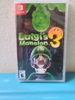 Luigi's Mansion 3 - Nintendo Switch for Sale in Los Angeles,  CA