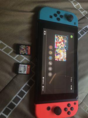 Nintendo Switch Bundle for Sale in Dallas, TX