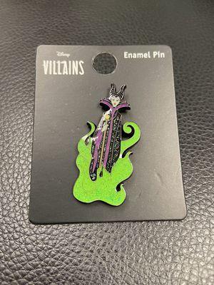 Maleficent Green Flames Enamel Pin - Disney Pin - Loungefly for Sale in Las Vegas, NV
