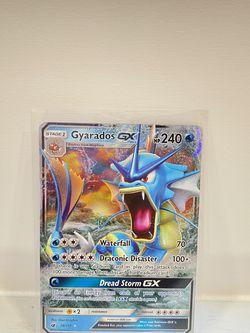 Gyarados GX 18/111 Ultra Rare Full Art Holo Pokémon card for Sale in Hollywood,  FL
