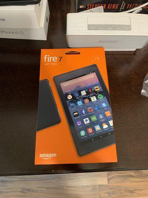 Amazon Fire 7 with Alexa tablet 8GB 7 inch WiFi for Sale in Davie, FL