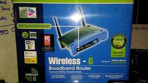 Linksys Broadband Router for Sale in Harper Woods, MI