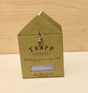 7oz TRAPP FRAGRANCES Large Poured Candle #25 Lavender de Provence for Sale in Adelphi, MD