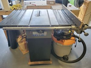 "10"" JET table saw for Sale in Federal Way, WA"