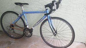 Raleigh Aluminum Road Bike STI for Sale in Miami Gardens, FL