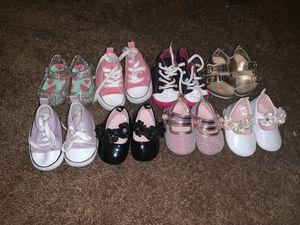 Babygirl shoes for Sale in Phoenix, AZ
