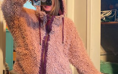 Free People Oversized Fir Hoodie With Pockets for Sale in Oregon City,  OR