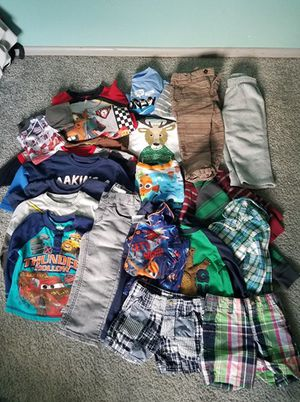 2T Boys Disney Clothing Lot Dory Buzz Cars for Sale in Columbus, OH