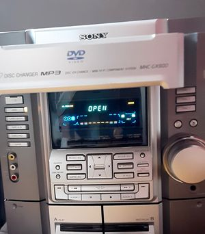 Complete audio video system Standard DVD for Sale in Carmichael, CA