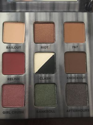 Urban decay troublemaker palette for Sale in Commerce City, CO
