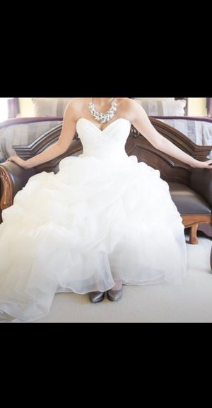 Casablanca Wedding Dress for Sale in Sterling, VA