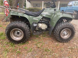 2005 Kawasaki Bayou 250cc for Sale in Orlando, FL