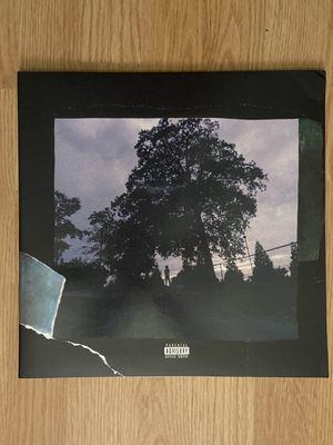 J. Cole J Cole 4 your eyez only vinyl record 2LP LP for Sale in Plano, TX