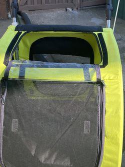 booyah dog stroller bike trailer for Sale in Alameda,  CA