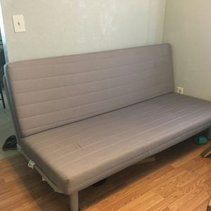 IKEA Futon w/free teal slipcover for Sale in Corona, CA