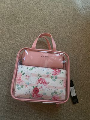 Tahari Make-Up Travel Case-Bag for Sale in Bellevue, WA