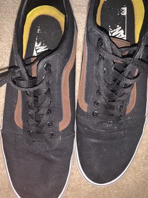 Vans brown and black size 12 for Sale in Hebron, CT