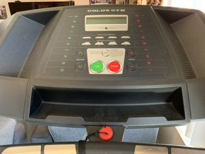 Gold's gym foldable folding treadmill for Sale in Artesia, CA