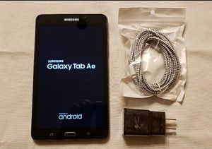 """TABLET SAMSUNG GALAXY TAB A (7"""" & 8gb) BLACK COLOR (latest models) very fast !!! for Sale in Houston, TX"""